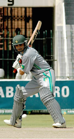 Imran Nazir blazing 57 helps Stallions to retain the title