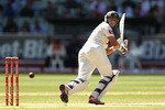 Michael Hussey guides one fine