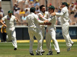 Australia get together after Ben Hilfenhaus traps Virat Kohli lbw