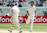 Ishant Sharma closed out Australia's second innings