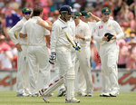 Virender Sehwag was out cheaply