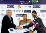 Ali Waqas gets the Man of the Match Award