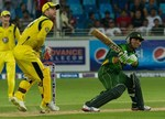 Kamran Akmal was the highest scorer of the match