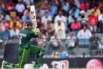 Shoaib Malik played a steady yet affective innings