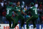 Raza Hasan was the star of the match