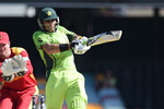 Misbah pulls one for four