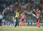 Rahat Ali's star performance helped Khyber Pakhtunkhwa secure the thriller