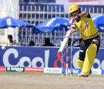 Ahmed Shahzad scored a match-winning fifty