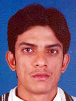 Naeem Ahmed - Player Portrait
