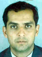 Javed Iqbal - Player Portrait