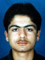 Ahmed Shehzad - Player Portrait